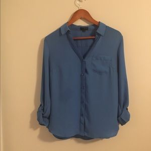 The Limited Ashton Top in Blue